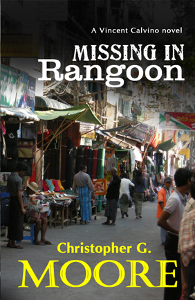 Missing In Rangoon (Calvino #13)